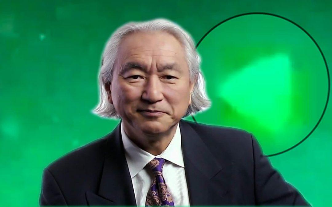 Michio Kaku: «OVNIs indican presencia de alienígenas más inteligentes que nosotros o de armas secretas»