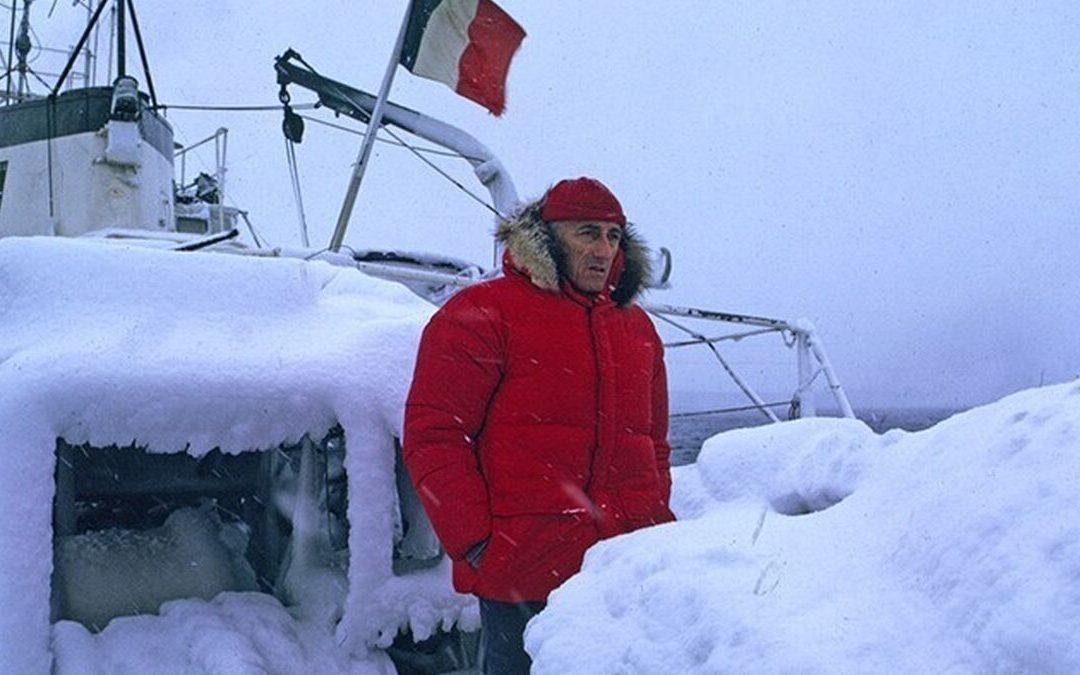 La Misteriosa Expedición de Jacques-Yves Cousteau a la Antártida… ¿Qué encontraron allí?