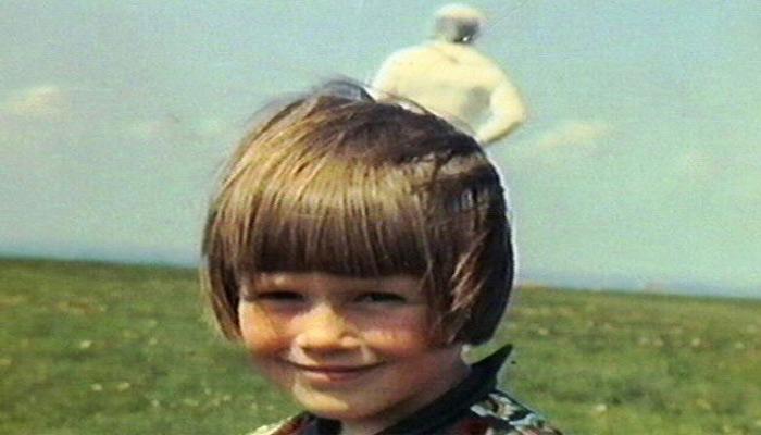 Jim Templeton encontró el extraño astronauta en la segunda fotografía tomada a su hija Elizabeth