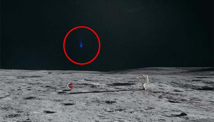 Las luces del Apolo 11 son un evento que aún no se ha podido explicar correctamente