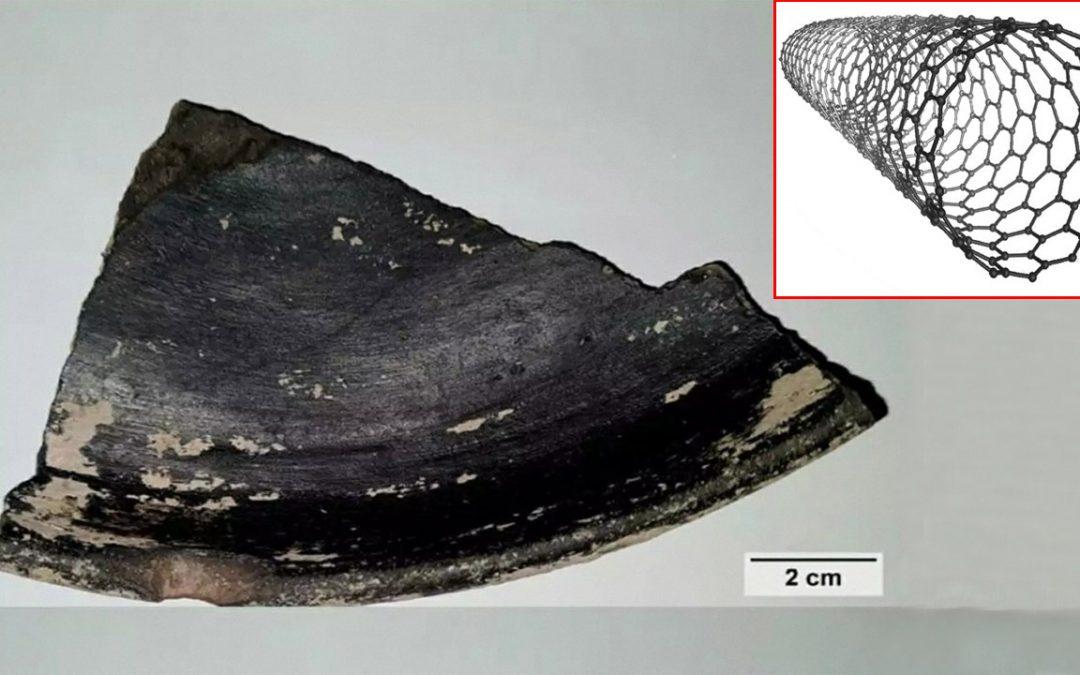 Nanotecnología usada en la India hace 2.600 años (VÍDEO)