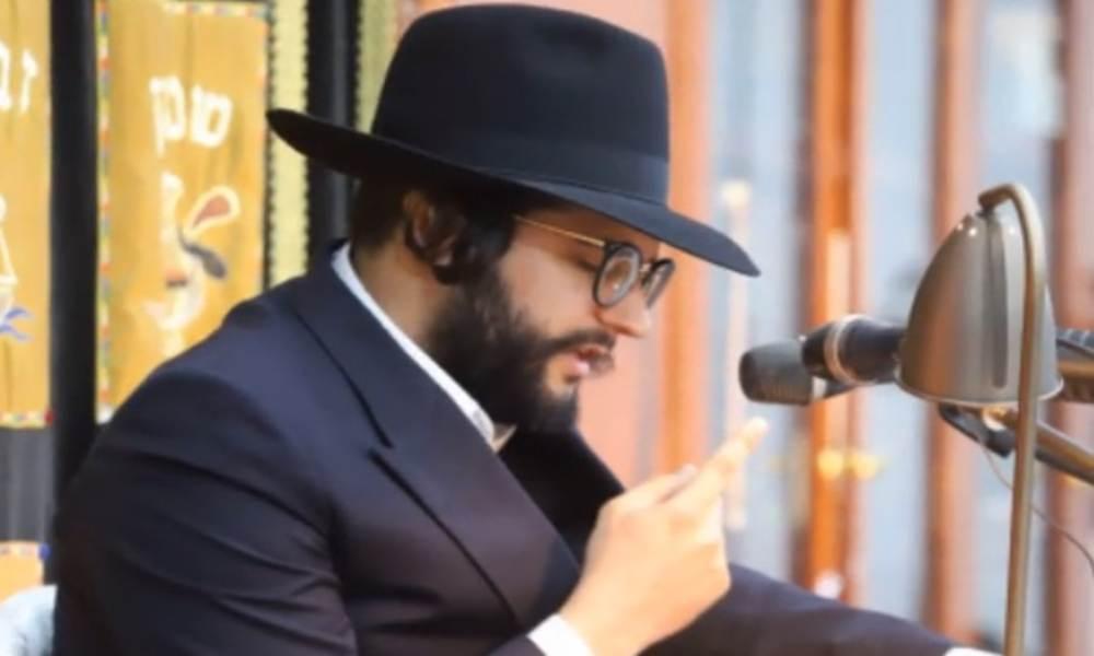 Jizkiahu Ben David ha sido presentado como el Nuevo Mesías por judíos ortodoxos, según recientes informes