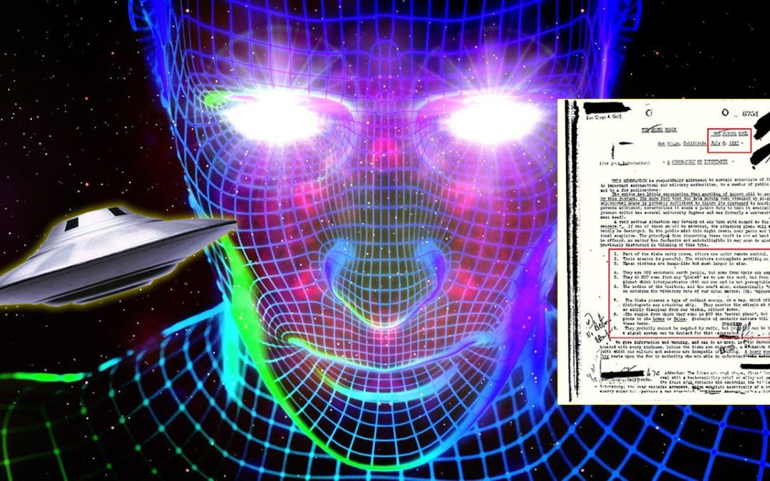 OVNIs, seres extradimensionales y FBI: Historia del Memorándum 6751