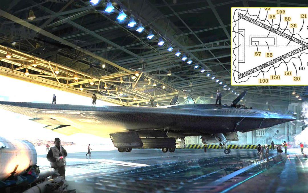 Acusan al Pentágono de financiar aviones con tecnología OVNI ante temor de que China los haya desarrollado
