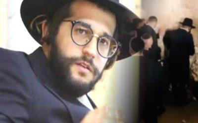 Rabinos de Israel afirman que el Nuevo Mesías ha llegado (VÍDEO)