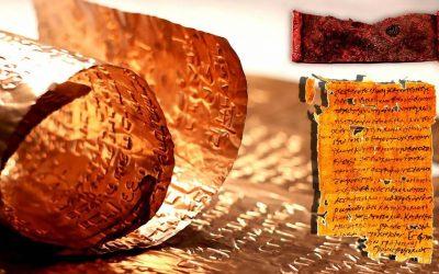 El Tesoro Perdido del Rollo de Cobre del Mar Muerto