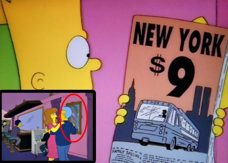 Posible predicción del 9-11 en un capítulo de los Simpson
