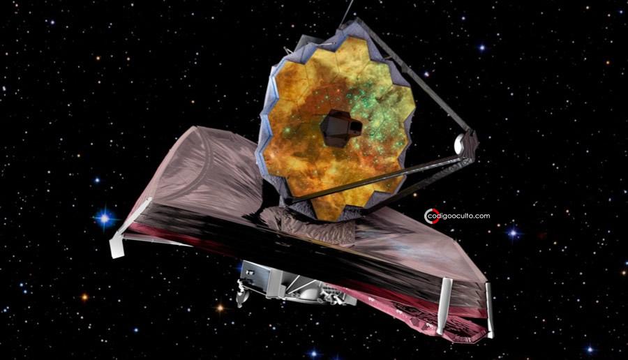 Telescopio Espacial James Webb de la NASA (JWST).