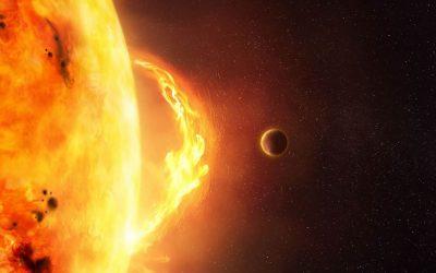 Tormenta solar de 1582 que apareció como «fuego en el cielo» podría golpear la Tierra otra vez este siglo, advierten expertos