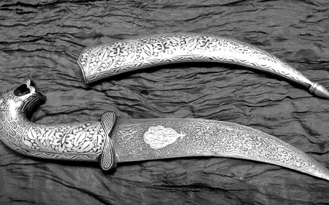 Acero Wootz: enigmático metal utilizado en las letales hojas de Damasco