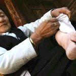 La extraña y antigua tradición de atar los pies para modificarlos