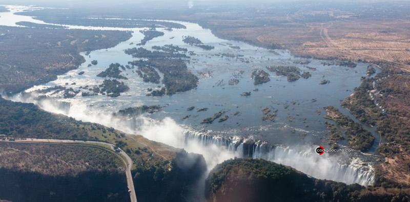 Cataratas Victoria, Zambia-Zimbabwe. Año 2018