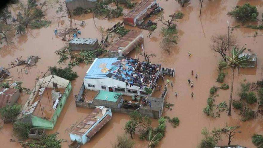 Una cifra superior a 1.000 personas murieron cuando el ciclón Idai azotó Mozambique y Zimnbabwe en 2019