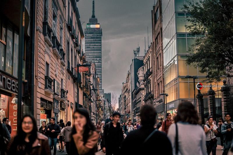 Una vista de Ciudad de México