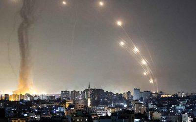 Conflicto Hamas e Israel: más de 60 fallecidos y 1.500 proyectiles disparados. No hay señales de apaciguamiento