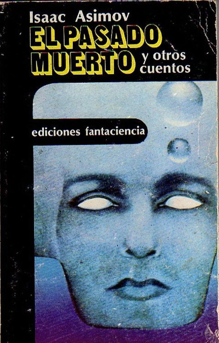 El libro de Isaac Asimov publicado en 1956, donde por primera vez se menciona Cronoscopio
