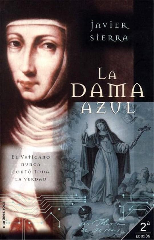 La Dama Azul novela donde el escritor español Javier Sierra, revive la historia del Cronovisor y sus misterios