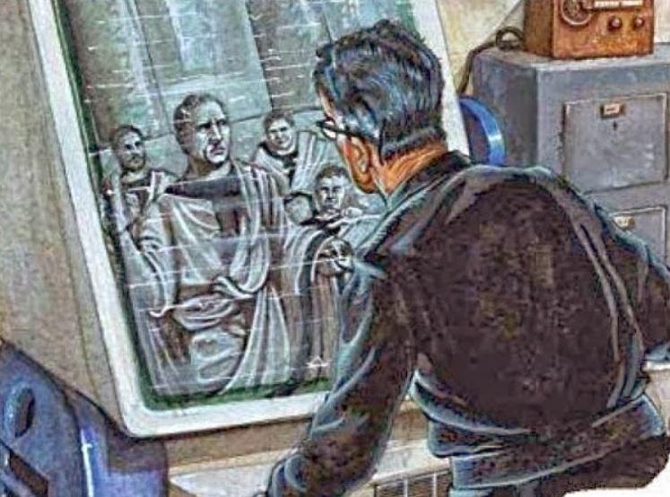 Cronovisor, ¿una máquina para fotografiar el pasado en poder del Vaticano?
