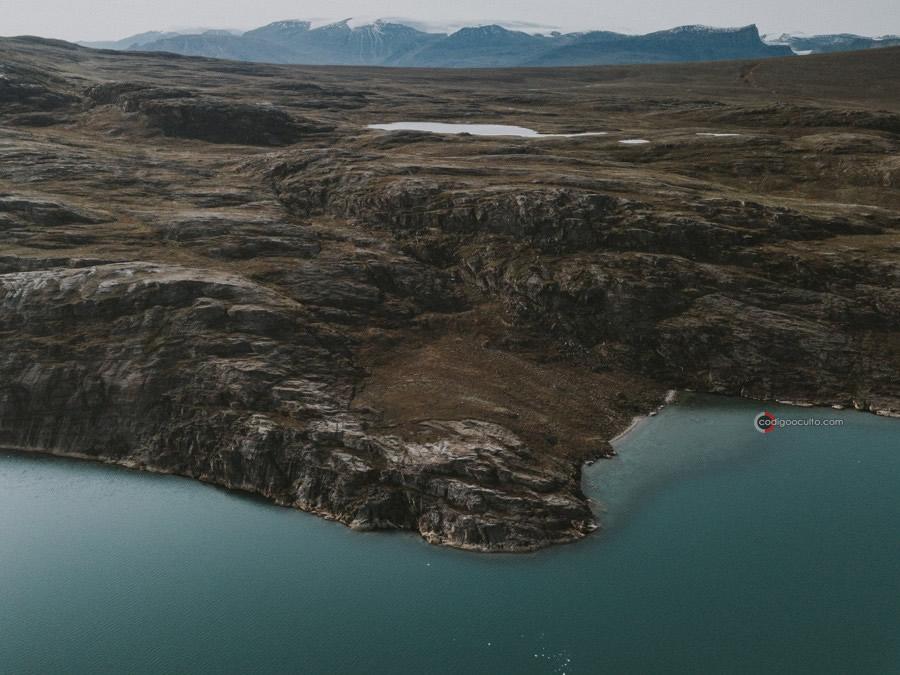 Derretimiento de glaciares en Groenlandia