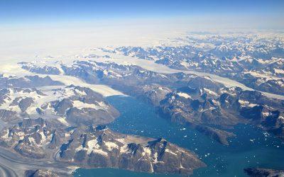 Derretimiento de glaciares de Groenlandia está contaminando costas con mercurio en cantidades alarmantes