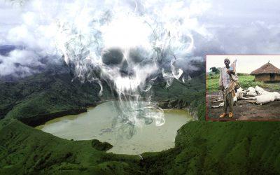 El día que miles de personas y animales cerca del lago Nyos fueron hallados muertos