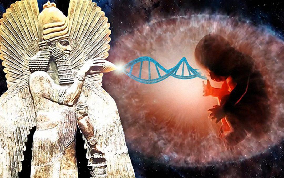Dioses Anunnaki y la competencia por  la creación de la humanidad (VÍDEO)