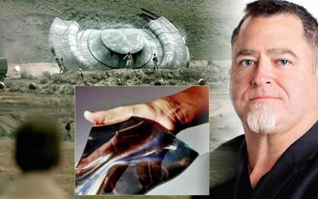 «EE. UU. posee materiales exóticos de OVNIs», dice Elizondo en entrevista