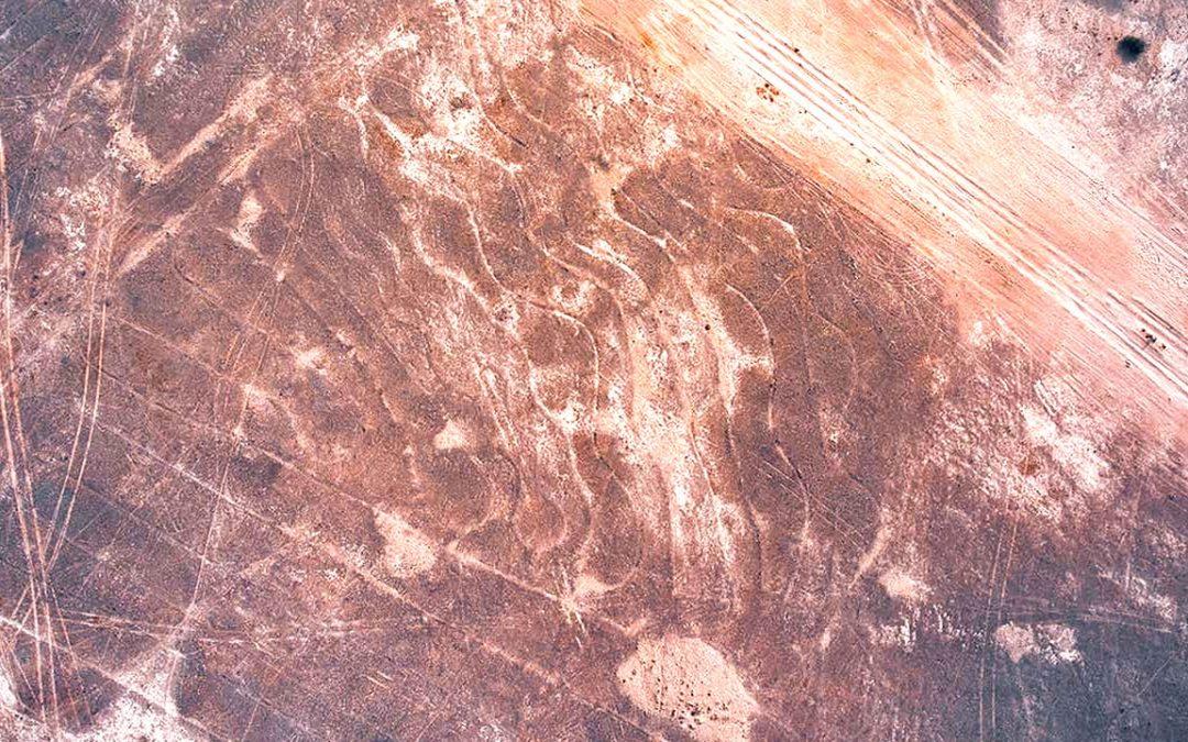 Enigmáticos geoglifos hallados en India son los más grandes encontrados hasta ahora
