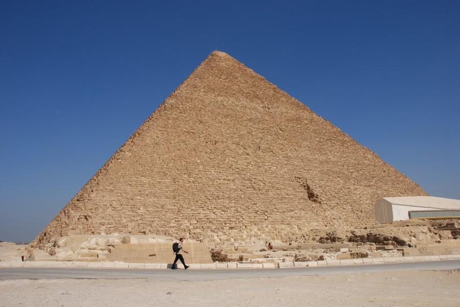 Las Gran Pirámide de Giza