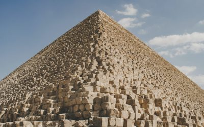 Gran Pirámide de Egipto: la enorme maravilla de 6 millones de toneladas