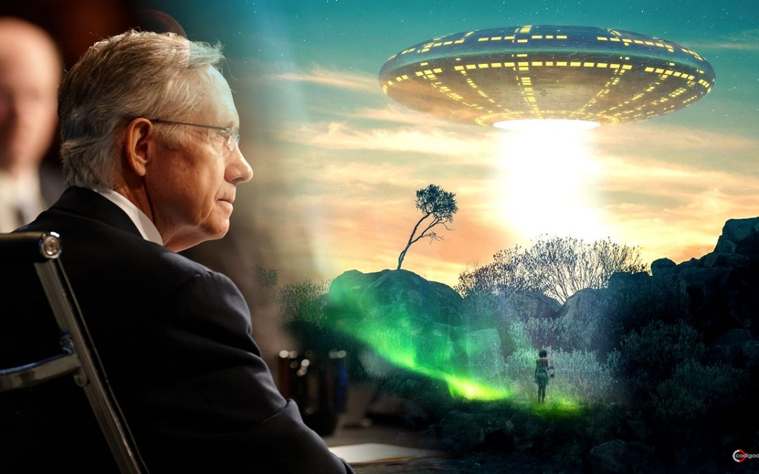 Harry Reid: «aún no sabemos qué son los OVNIs pero estamos cerca de averiguarlo»