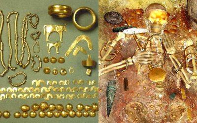Hombre de Varna: el hallazgo de una de las tumbas más ricas de la historia