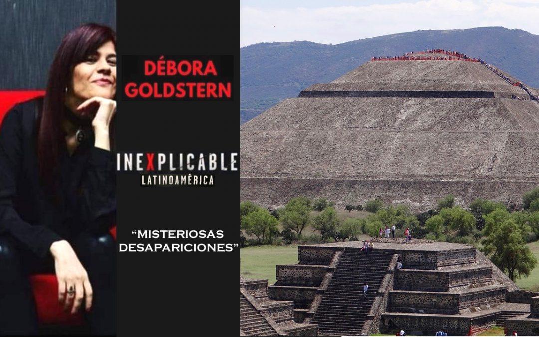 "Inexplicable Latinoamérica – ""Sin Rastro"" (Desapariciones Misteriosas)"
