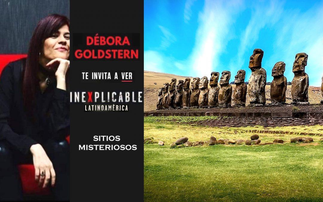 """Inexplicable Latinoamérica – """"Sitios Misteriosos"""""""