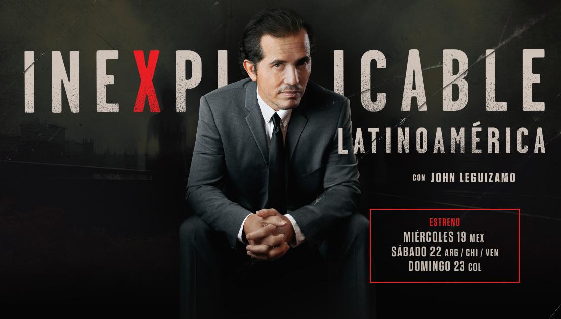 Los misterios de Latinoamérica, en una producción de History Channel