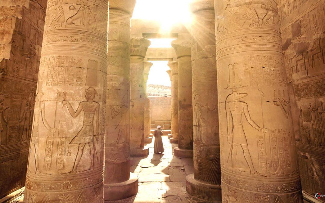 El enigmático laberinto perdido del antiguo Egipto