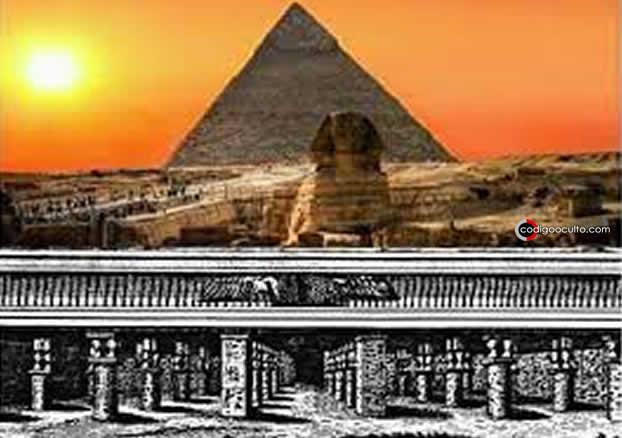 Según investigadores, existe un laberinto bajo las arenas de Egipto
