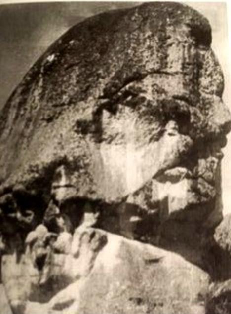Peca Gasha, llamada Monumento de la Humanidad, y que iniciara la aventura de Daniel Ruzo