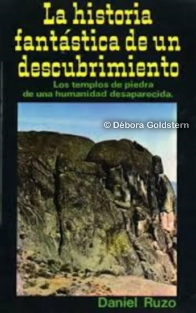 El libro donde Daniel Ruzo presentó su tesis, sobre el pasado de Marcahuasi