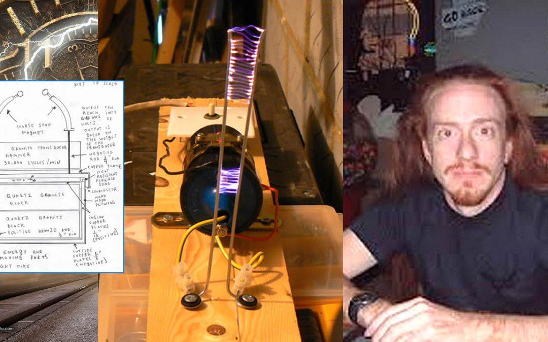 Mike Marcum, el hombre que trabajó en una «máquina del tiempo» y desapareció misteriosamente