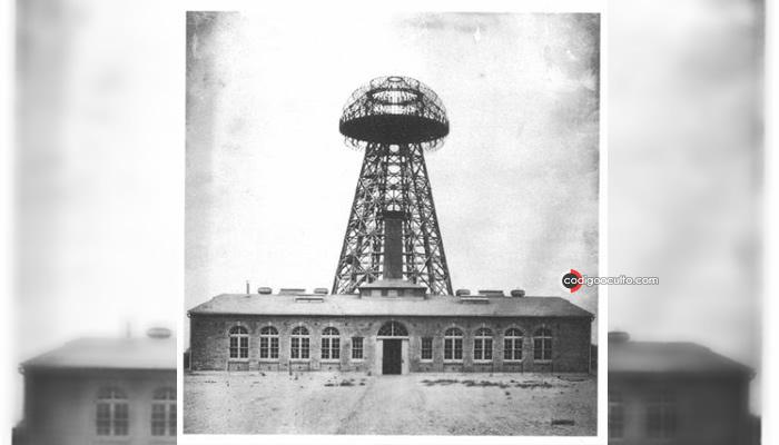 Torre Wardenclyffe de Nikola Tesla