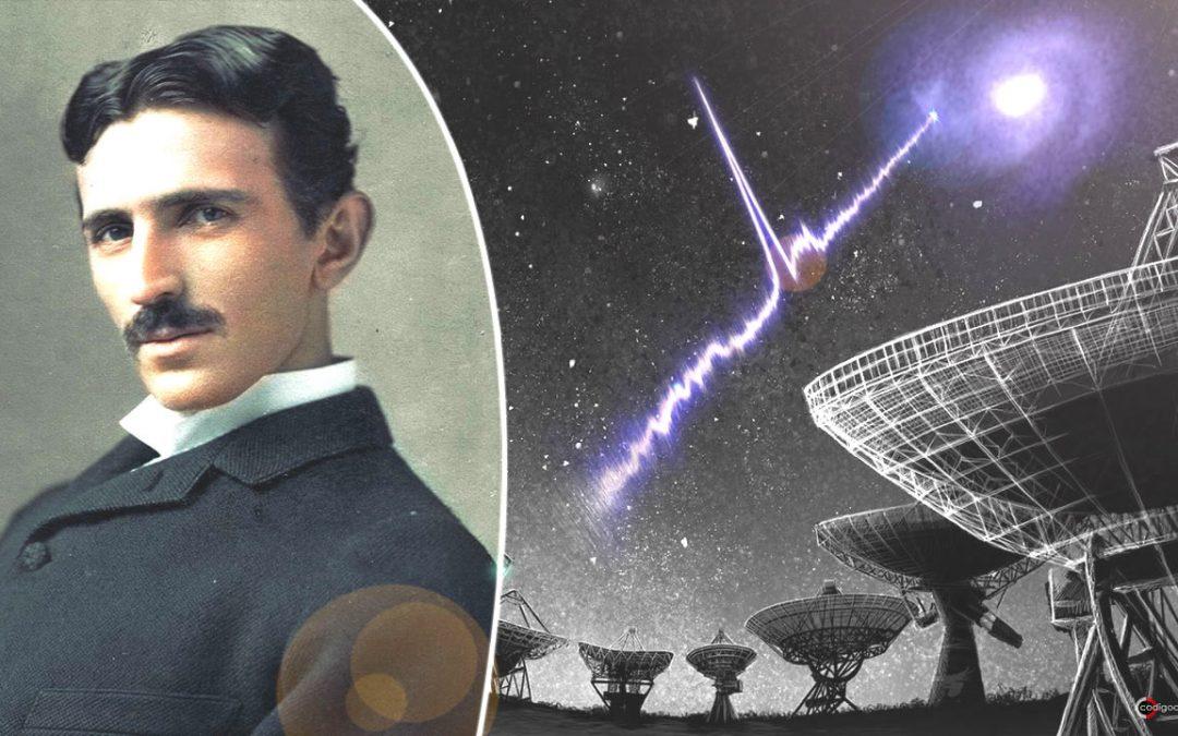 Nikola Tesla habría descubierto un «lenguaje alienígena» inentendible, según biógrafo