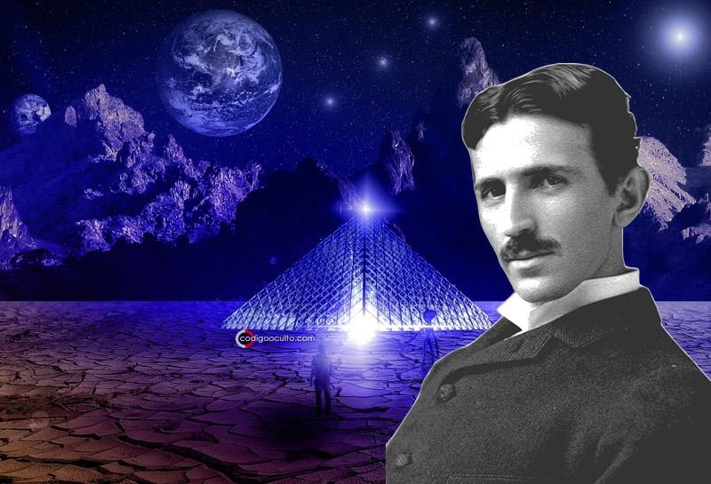 Nikola Tesla dijo haber recibido señales de otros mundos