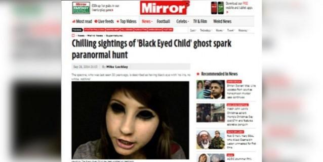 Niños de Ojos Negros