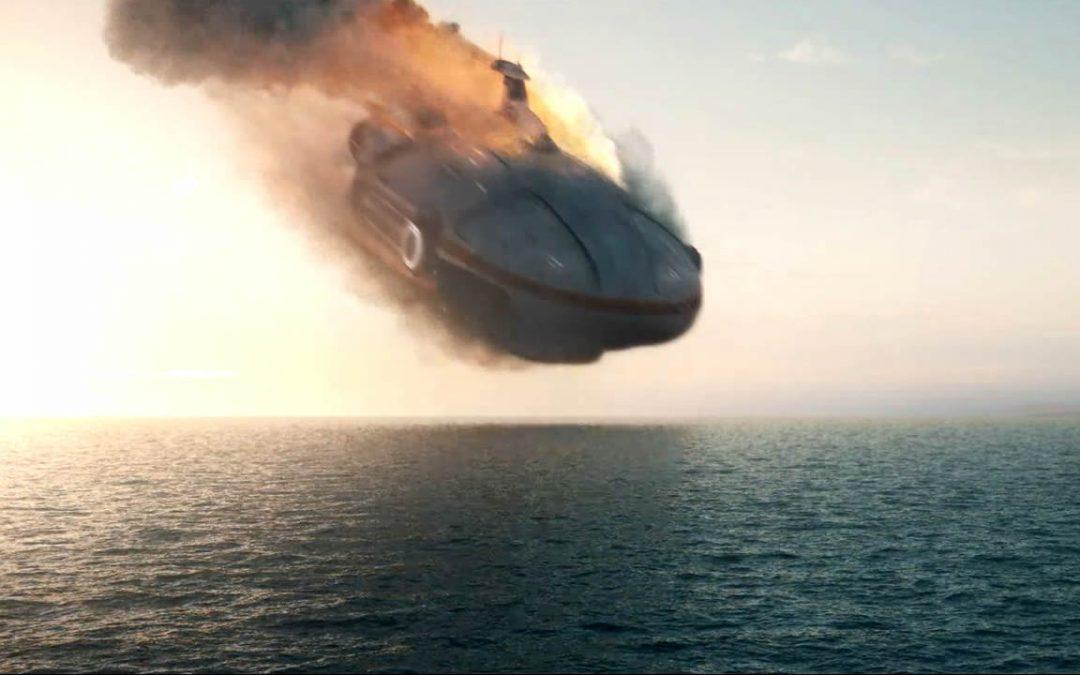 Marina de EE. UU. cree que OVNIs podrían provenir de bases submarinas, dice Jeremy Corbell