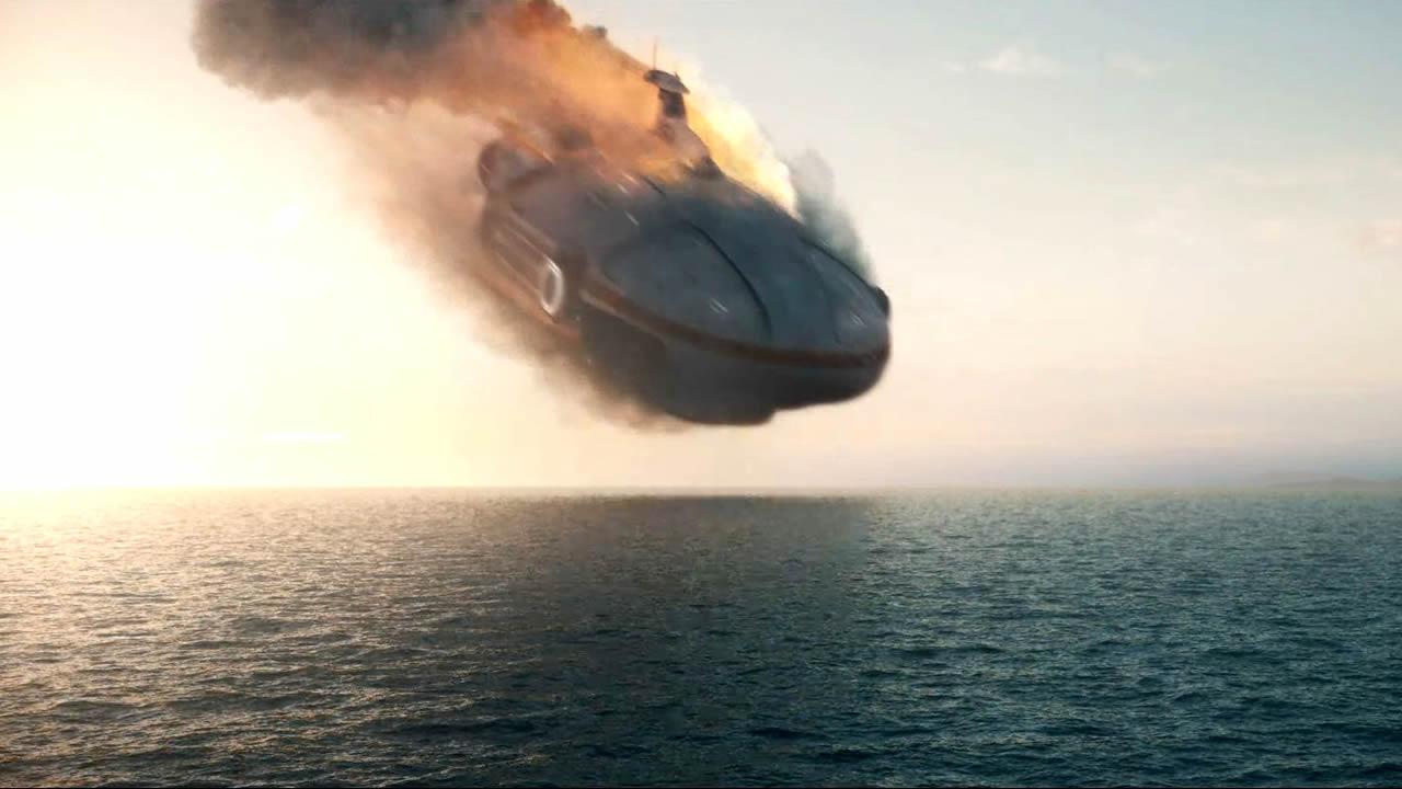 Marina de EE. UU.: «OVNIs pueden provenir de una base submarina», afirma Jeremy Corbell