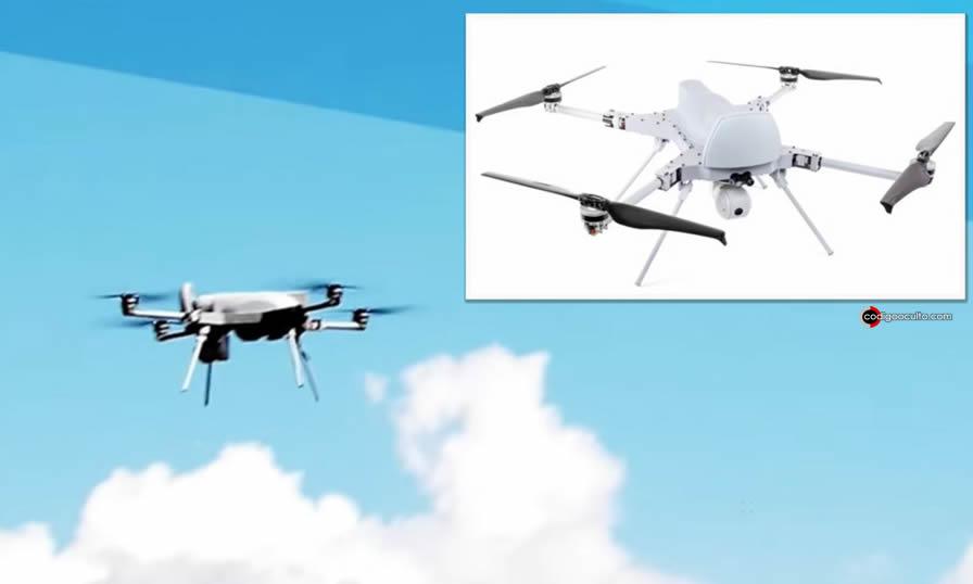 Drone quadcopter Kargu-2 atacó de forma autónoma a un grupo de personas, según un informe de las Naciones Unidas
