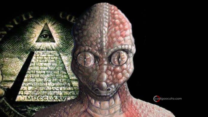Conspiración de los Reptilianos, una de las teorías favoritas de Internet