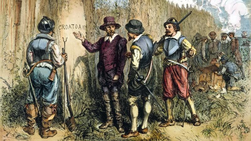 Civilización Roanoke