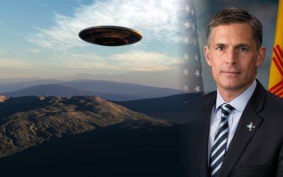 Senador de EE. UU. «OVNIs son muy avanzados como para ser de la Tierra»
